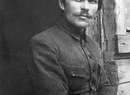 Nestor Makhno e la sua lotta agli sfruttatori.