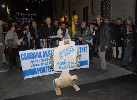 CARRARA- 14-12-2014. Una passeggiata nel degrado cittadino.