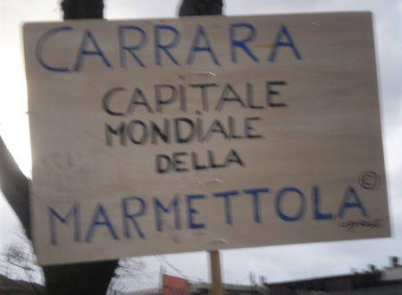 CARRARA- Avenza city tour. 17-01-2015