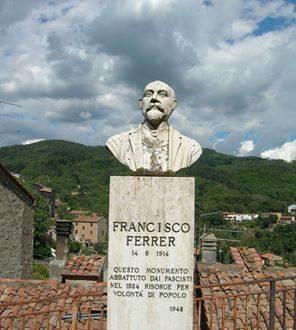 Il 13 ottobre 1909 muore Francisco Ferrer