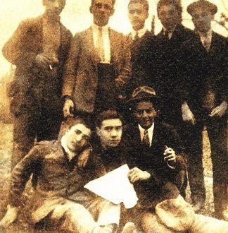 Il 6 novembre 1933 muore a Bologna l'Anarchico Pietro Garavini
