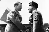 Hitler  Mussolini  e i lager sono ancora presenti e vivi.
