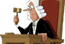 Conversazione tipo tra giudice e accusato.