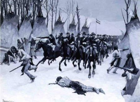 29 NOVEMBRE 1864 IL MASSACRO DI SAND CREEK
